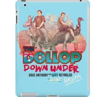 The Dollop - Down Under  (Australia variant) iPad Case/Skin