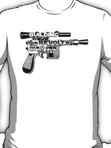 Gun Typography T-Shirt