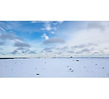 Winter 2, Northern Ontario Photographic Print