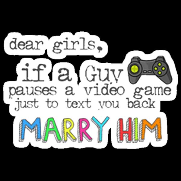 Marry Him by Miltossavvides