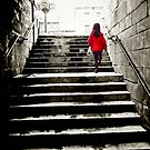 Up the stairs by marting04