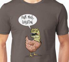 Your Move, Evolution. Unisex T-Shirt