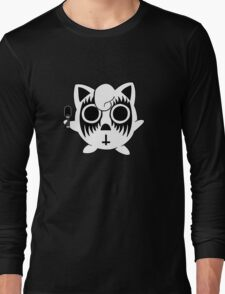Death Metal Jiggly Puff Long Sleeve T-Shirt