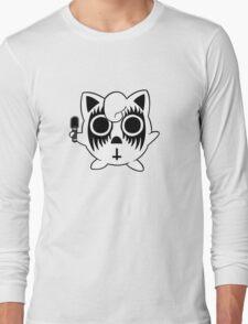 Death Metal Jiggly Puff Long Sleeve T-Shirt
