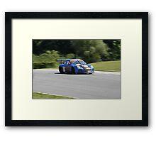 ALMS 2011 LRP BMW M3 Rahal Racing Framed Print