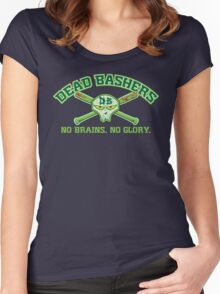 DEAD BASHERS Women's Fitted Scoop T-Shirt