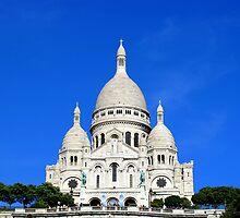 Montmartre - Paris, France by Honor Kyne
