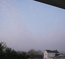 10/31/11- Strange Halloween Morning Mist 2 by dge357
