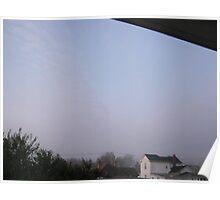 10/31/11- Strange Halloween Morning Mist 2 Poster