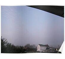 10/31/11- Strange Halloween Morning Mist 3 Poster