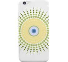 burst eye iPhone Case/Skin