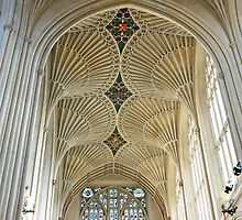 Bath Abbey Nave by SMCK