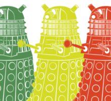 Power Daleks Sticker