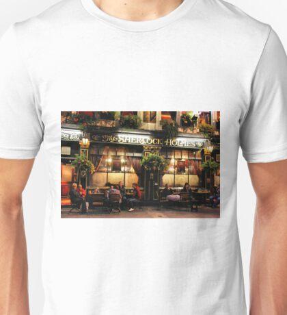 The Sherlock Holmes Unisex T-Shirt