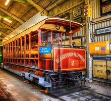 Tram No. 2 Blackpool & Fleetwood by Yhun Suarez