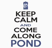 Come Along Pond by GatewayLesbian