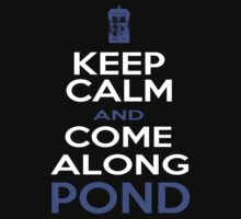 Come Along Pond v2 by GatewayLesbian