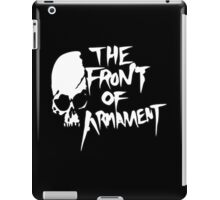 The Front of Armament iPad Case/Skin