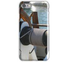 THE WHEEL iPhone Case/Skin