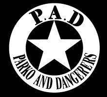 Parko And Dangerers - P.A.D by zahriradil