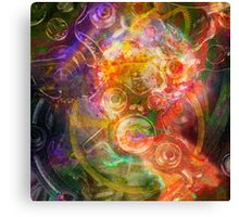 Clockwork Universe 3 Canvas Print