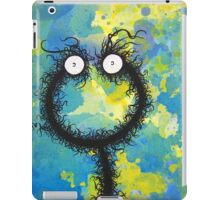 The creatures from the drain painting 30 iPad Case/Skin