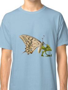 Swallowtail Butterfly Vector Isolated Classic T-Shirt