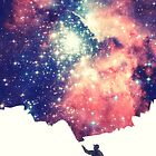 Painting the universe by badbugs