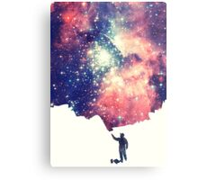Painting the universe Metal Print