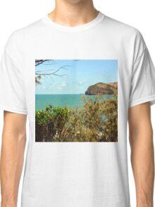 Peaceful bay view Classic T-Shirt
