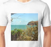 Peaceful bay view Unisex T-Shirt