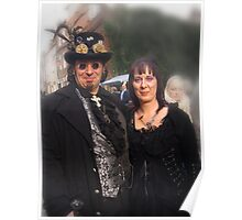 The Goth Weekend at Whitby, Oct 2011. 35 Poster
