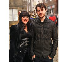 The Goth Weekend at Whitby, Oct 2011. 36 Photographic Print