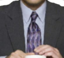 The Office - Michael Scott Boss Sticker