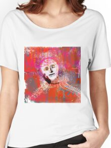 Be-wild-er: another in the grrrrrrrl series Women's Relaxed Fit T-Shirt
