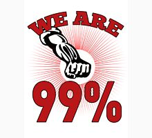 Occupy Wall Street we are 99 percent T-Shirt