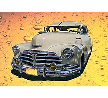 Circa 1948 Chevy Coupe Classic Photographic Print
