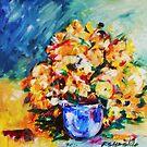 A Bouquet Study by Reynaldo