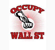Occupy Wall Street American Worker T-Shirt