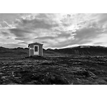 Rescue Shelter II Photographic Print