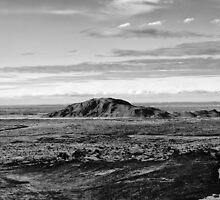 Mt. Helgafell by Ólafur Már Sigurðsson