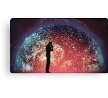 The Illusive Man Canvas Print