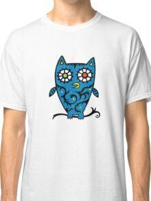 Tattoo Owl Classic T-Shirt