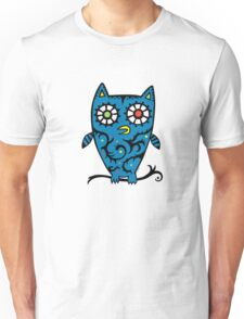 Tattoo Owl T-Shirt