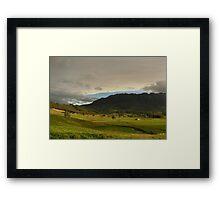 Mount Roland - Tasmania Framed Print