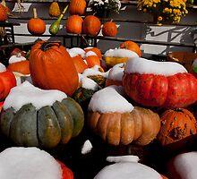 October Snow by Joe Jennelle