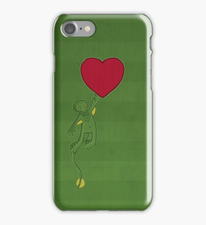The Love of Cthulhu iPhone Case/Skin