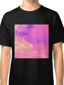 Alien Beach Seascape Classic T-Shirt