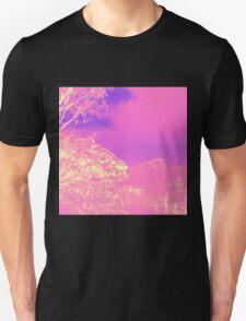 Alien Beach Seascape T-Shirt