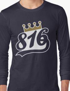 816 - Kansas City Royals Long Sleeve T-Shirt